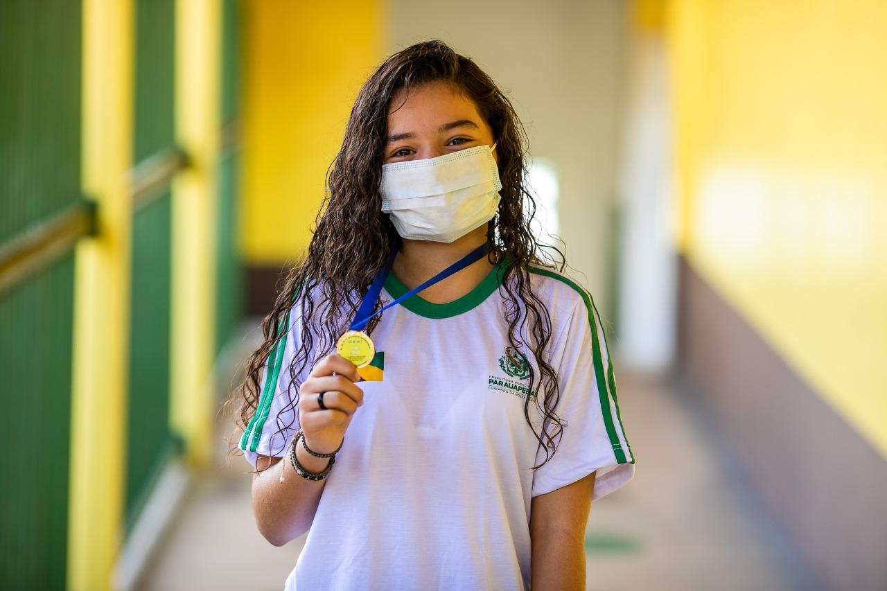 Estudantes de Parauapebas são preparados para a OBA