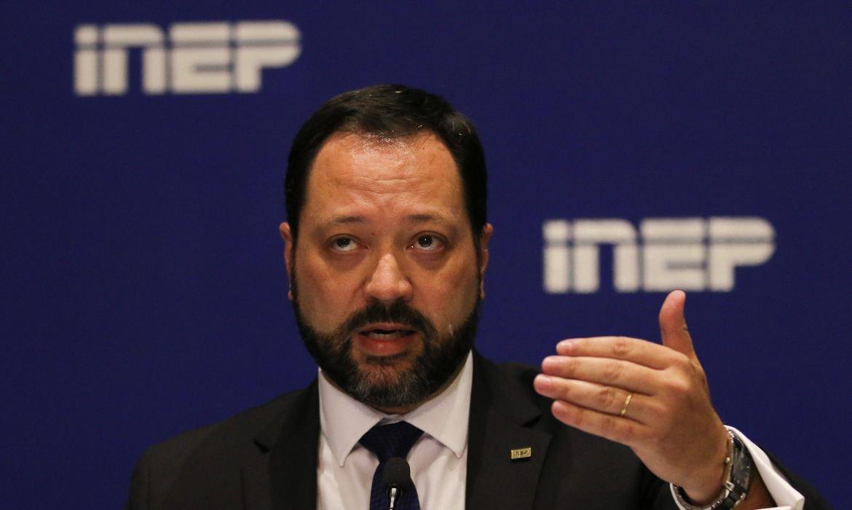 Enem: 'Se houver necessidade de alterar a data da prova, faremos isso', afirma presidente do Inep