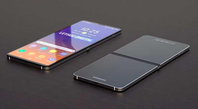 Vídeo vaza detalhes do novo smartphone dobrável da Samsung